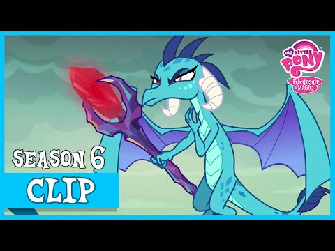 Dragon Lord Ember (Gauntlet Of Fire) | MLP: FiM [HD]