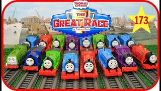 Thomas And Friends THE GREAT RACE #173 Trackmaster Thomas & Friends Toy Trains Kids