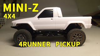 MINI-Z 4X4  toyota 4runner (pi…