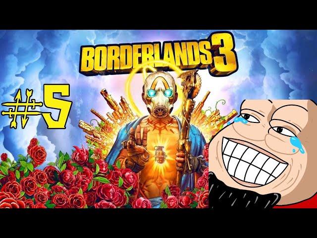 Katagawa's Ball | Borderlands 3 (Part 5)
