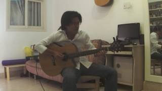 Giọt lệ cho ngàn sau - fingerstyle guitar solo