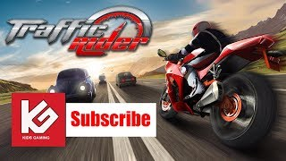 Traffic Rider Mobile Game Play Video - Bike Games for Free