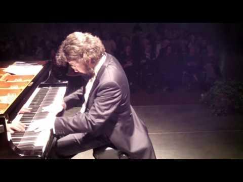 Nicolas Celoro joue Beethoven, Spectacle avec Daniel Mesguich