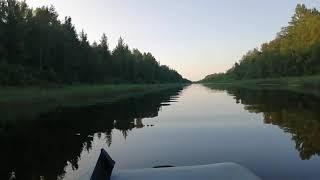 Рыбалка на Ладоге Июнь 2020 Черное