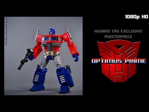 Toy Review: Hasbro Toys R Us Exclusive 2012 Masterpiece Optimus Prime
