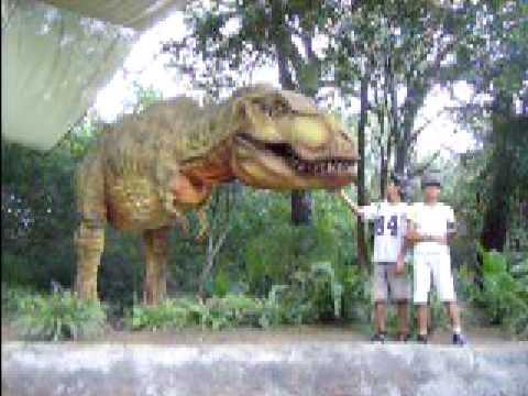 daniel y el dinosaurio