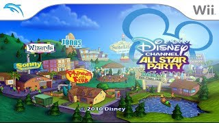 Disney Channel All Star Party | Dolphin Emulator 5.0-10172 [1080p HD] | Nintendo Wii
