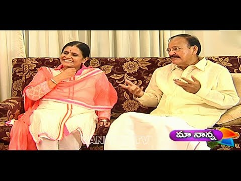 Shri M.Venkaiah Naidu and His Daughter Interview - Part-3 / 3