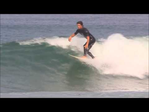 Tricks and tips - How to frontside carve SURF
