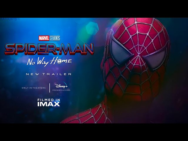 SPIDER-MAN: NO WAY HOME - New Trailer 2 (2021) Tom Holland | Superhero Action Movie Concept | Marvel