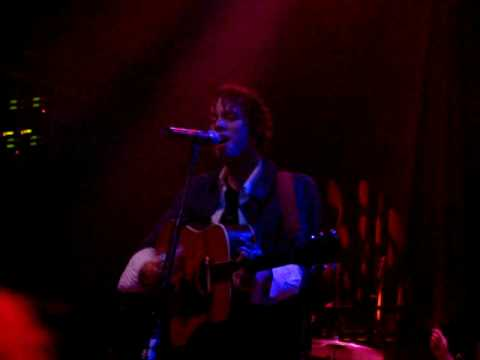 Razorlight Hostage of Love LIVE in NYC February 10, 2009