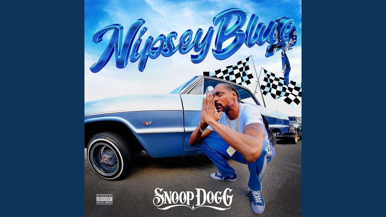Snoop Dogg Drops A New Single Titled Nipsey Blue