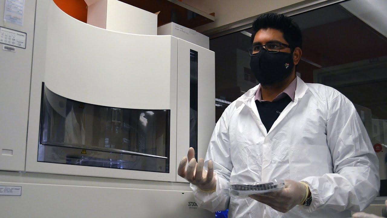 Thermo Fisher Scientific Training Series #1 - 3730xl DNA Analyzer