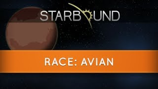Starbound Races: Avian