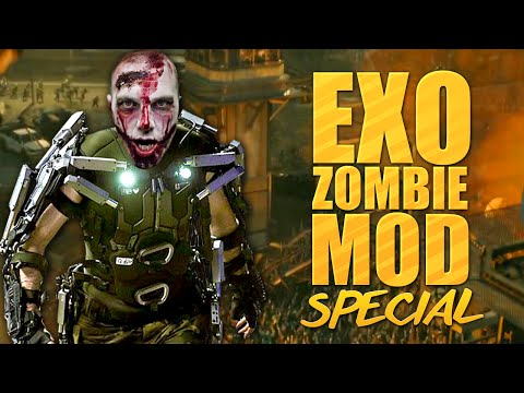 EXO ZOMBIES MOD - SPECIAL ★ Call of Duty Zombies Mod (Zombie Games)