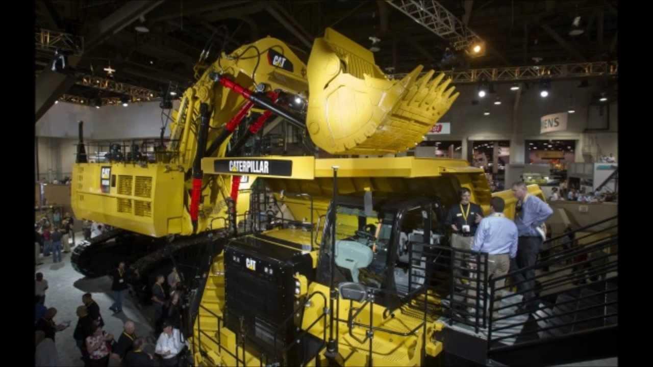 giant cat excavator - photo #38