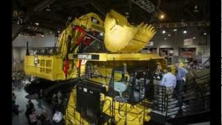Largest Caterpillar Equipment