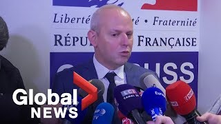 Coronavirus outbreak: Patients in France are in good condition, says public health chief