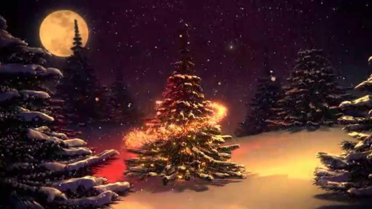 Free christmas background HQ - YouTube