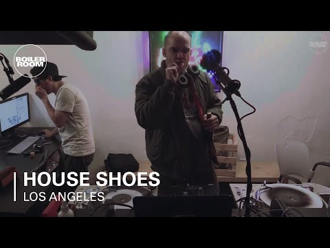 House Shoes Boiler Room Los Angeles DJ Set