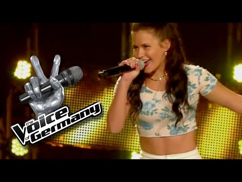 Dear Future Husband - Meghan Trainor | Amanda Lopez Moreno | The Voice of Germany 2015 | Audition