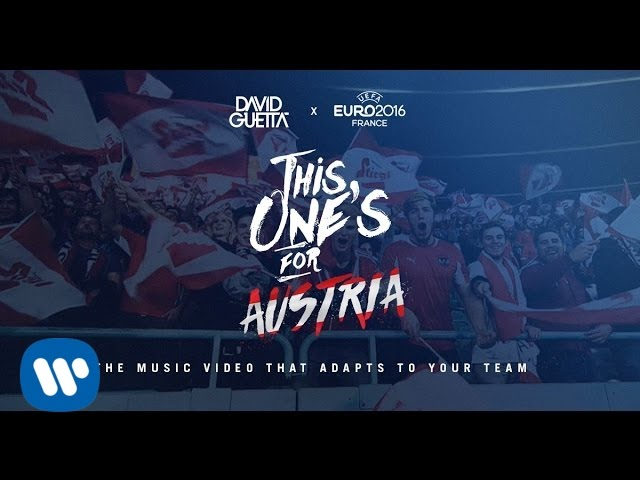 Download David Guetta ft. Zara Larsson - This One's For You Austria (UEFA EURO 2016™ Official Song)