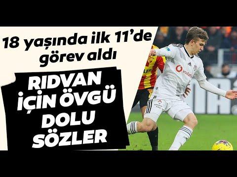 RIDVAN YILMAZ SKİLLS.
