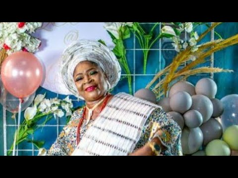 Download Queen Salawa Abeni 60th Birthday Ceremony|| Esther Ajayi, Shina Peters & Other Dignitaries