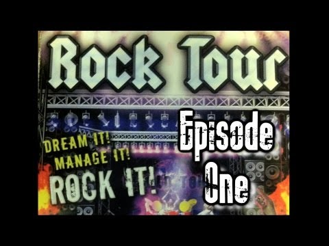 Rock Tour Tycoon - Episode 1
