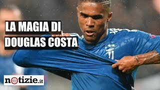 Lokomotiv Mosca - Juventus 1-2 Highlights | Douglas Costa regala gli ottavi | Notizie.it