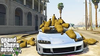 GTA 5 MODDERS GONE CRAZY! Unlimited Money, Crazy Strippers & UFOS! (GTA 5 MODS)