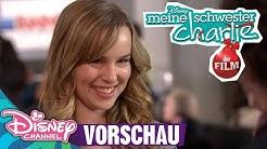 MEINE SCHWESTER CHARLIE - DER FILM - Die Vorschau | Disney Channel App 📱