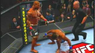 bloody ufc undisputed 2010 fight