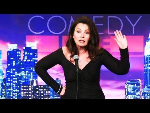 Fran Drescher  Gotham Comedy Club stand up