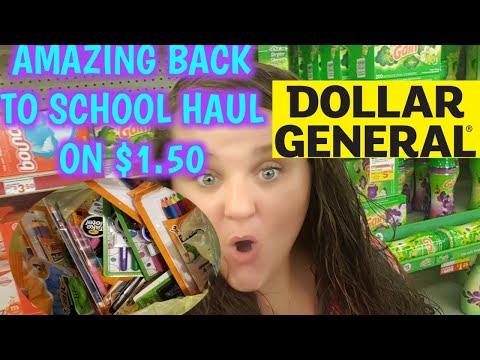 Amazing Dollar General Haul MUST SEE