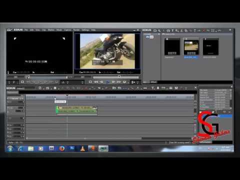 Canopus edius Basic for digital video editing BY SHIVAM GAHIRE