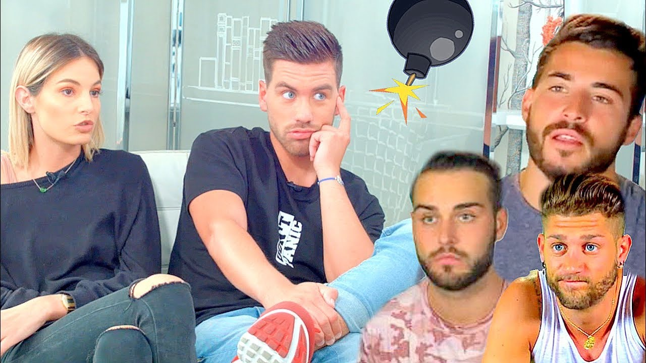 Cloé & Virgil (La villa 4): Antho, Niko, Paga, Ines ... Le couple clash sévèrement !