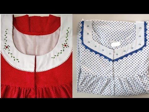 Latest Nighty Designs 2020 || Cotton Nighties For Women