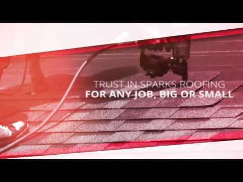 Sparks Roofing- Residential Roofers- Commercial Roofers- Sparksville