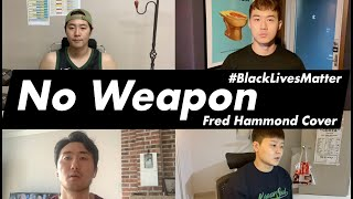 """Korean Soul Covers """"No Weapon"""" by Fred Hammond"""