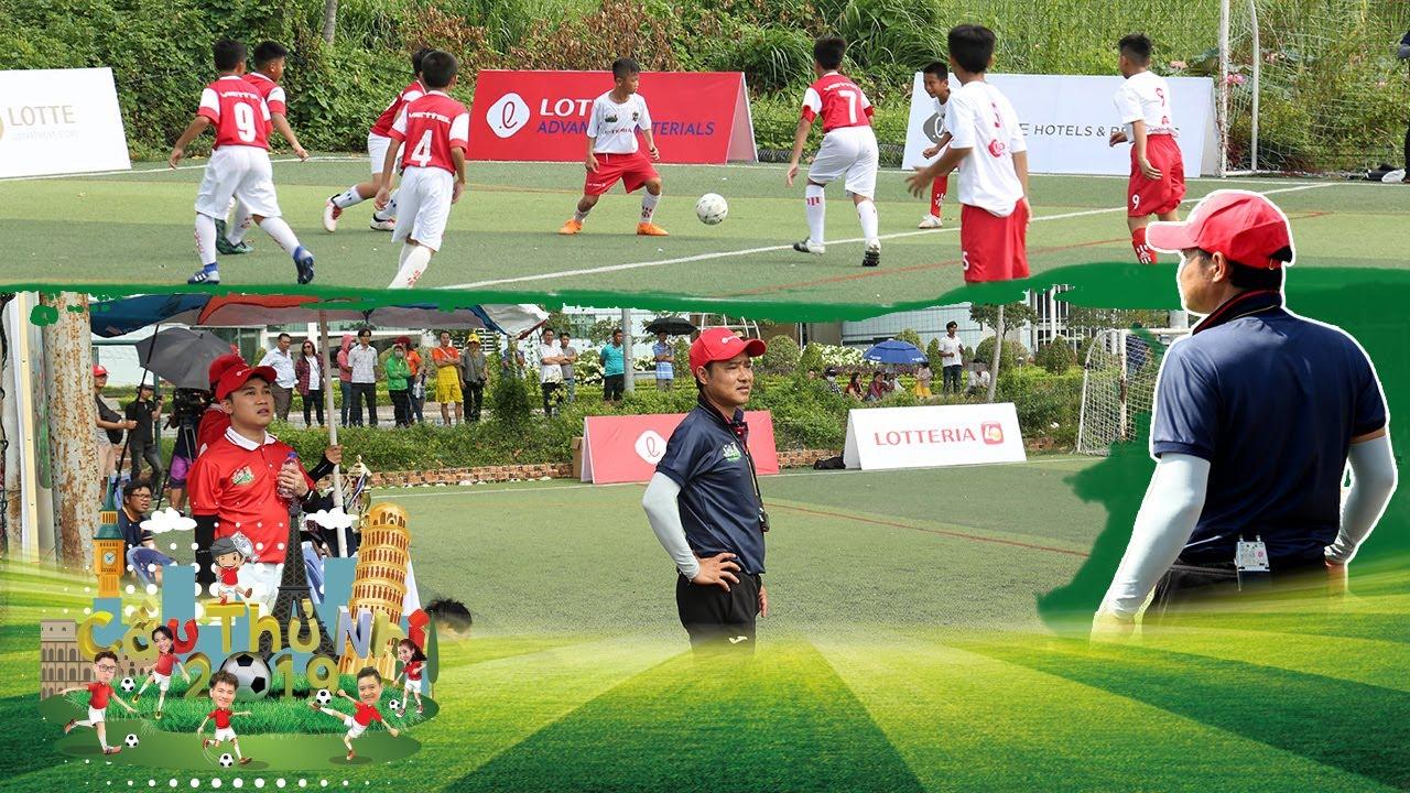 Hồng Sơn khắc khe với top 14 trong trận đấu Tứ hùng | Cầu Thủ Nhí 2019 | Tập 5