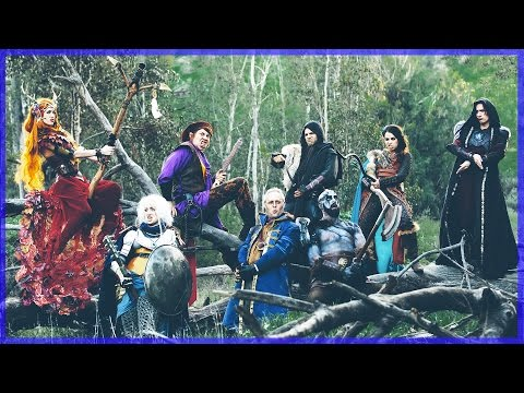 Critical Role RPG Show Q&A and Battle Royale!
