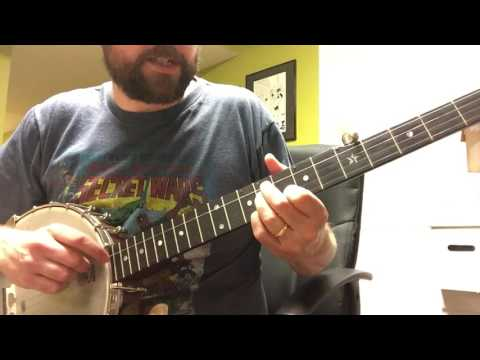 How to: Frailing Banjo and Vamping