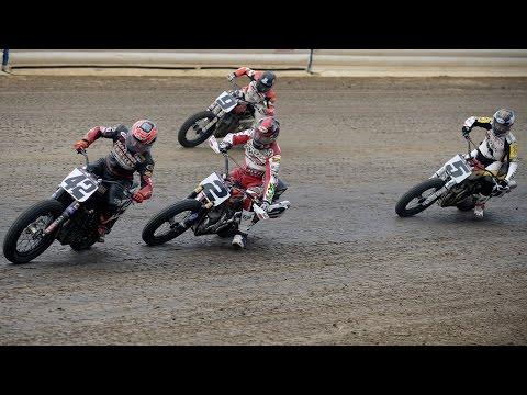 2014 Grays Harbor Half-Mile - Grand National Championship Main Event - AMA Pro Flat Track