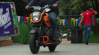 Motos Honda Guatemala introduce al mercado guatemalteco la nueva Honda Navi.