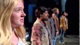 "Supernatural 10X05 (200th Episode) ""Fan Fiction"" Ending Scene - CARRY ON MY WAYWARD SON"
