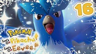 How To Catch Articuno | Pokémon Let's Go Pikachu! & Let's Go Eevee! Walkthrough - Part 16