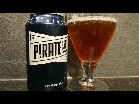 Pirate Life Pale Ale By Pirate Life Brewing Company | Australian Craft Beer Review