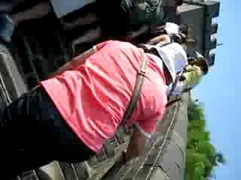 LP17 winnie lam climb the Great Wall