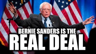 Bernie Sanders Masterfully Pitches Dem Socialism as a Continuation of FDR's Legacy